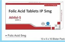 Athfol 5 Tablets