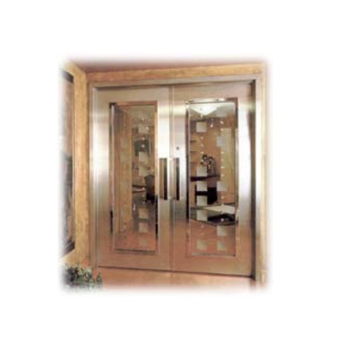 Stainless Steel Doors Service Provider from New Delhi
