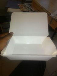 Sealable Paperboard Tray Leak Proof