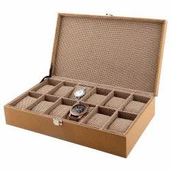 Coffee Watch Box