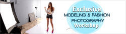 Exclusive Modeling And Fashion Photography Workshop