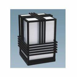 Vista Modern Gate Light Alpha