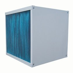Cross Flow Plate Heat Exchanger