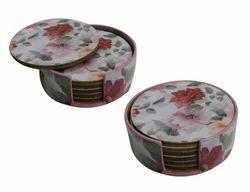 Wooden MDF Tea Coaster