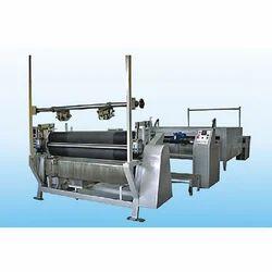 Textile Pad Dry Machine