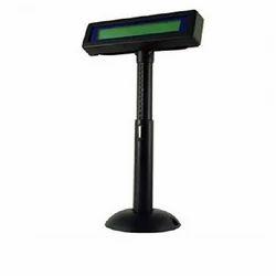 Retail Display Pole