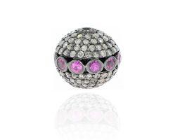 Diamond Designer Ball Findings