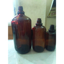 Chemical Glass Bottle