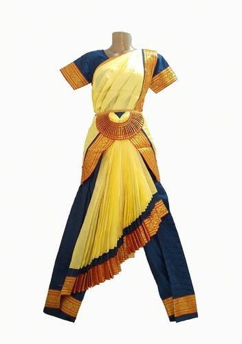 Bharatanatyam Group Dance Costume Mythological Costumes