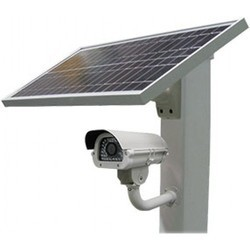 3G Surveillance Camera With Solar System