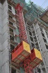 Building Construction Lift