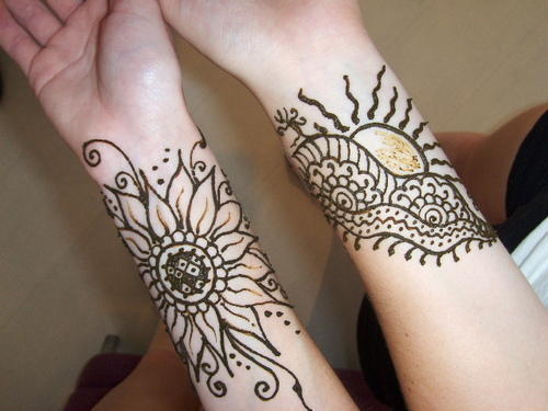 Mehndi Body Art Quality Henna : Body art quality natural henna powder dark brown hair