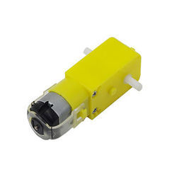 BO-1 12V Dual Shaft Toy motor