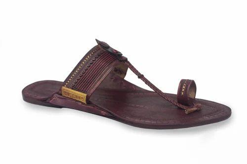 Kolhapuri Ladies Slippers