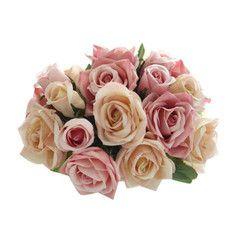 Artificial Flowers Hyperboles Rose Artificial Flowers Wholesale