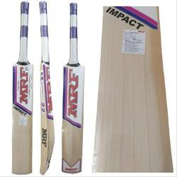 MRF Abd Impact English Willow Cricket Bat