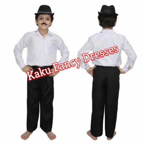 ca9fe47e4230 National Hero Costumes - Kids Bhagat Singh Fancy Costume ...