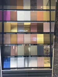 Stainless Steel Coloured Sheet Manufacturers Suppliers