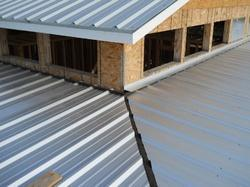 Roofings And Ceiling Panels Metal Roof Flashing