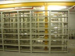 Slotted Angle Shelving Systems