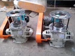 Rotary Valve For Boiler