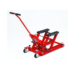 Manual Type Motorcycle Lift