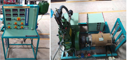 Variable Compression Ratio Diesel Engine Test Rig