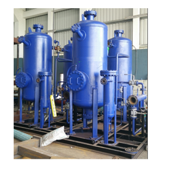 Pressure Vessels with Skid Assembly