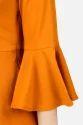 Designer Ruffle Short Dress