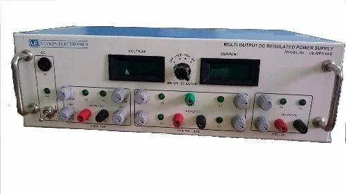 Dc Power Supply System 0 32v 0 2a 15v 0 5a 0 5v 3a