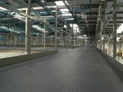 PVC Industrial Flooring