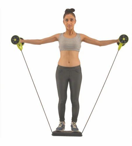 e9dc2b507f46d Slimflex Xtreme Fitness Exerciser K144   New Weight Losing Body Shaper Set  Women K387 Authorized Wholesale Dealer from Mumbai