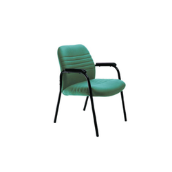 Cushioned Visitor Fix Type Chair