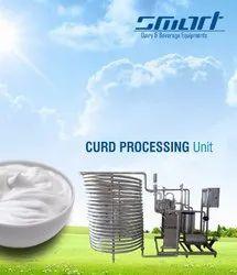 Curd Pasteurization Plant
