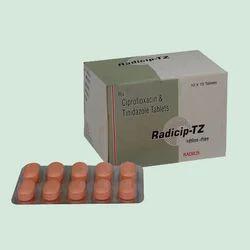 Radicip-TZ Tablet