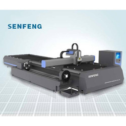 Metal Steel and Tube Laser Cutting Machine with Exchange Table