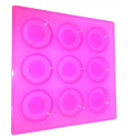Round Silicone Soap Mold 20 gms