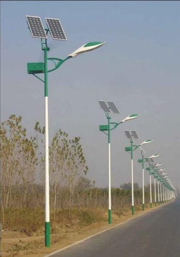 Solar Street Lighting System I Beam Led Solar Light Oem