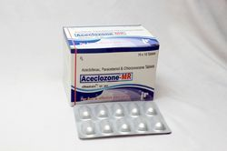 Aceclozone-mr Pain Relief Drug