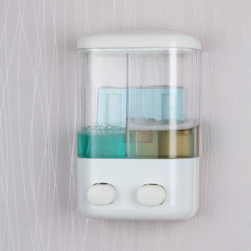 ABS Dual Soap Dispenser