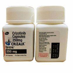 Crizotinib Capsule 250 mg