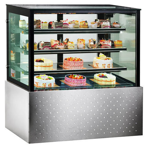 Sweet Display Counter Pastry Display Counter Oem