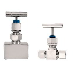 SS High Pressure Needle Valves