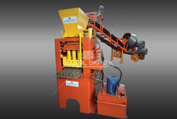 Paving Brick Machine 600 SHD