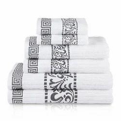 Greek Border Towels