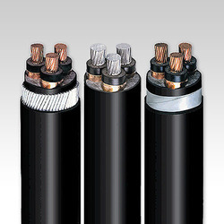 3 Core H.T. Alluminium & Copper Armored Cables