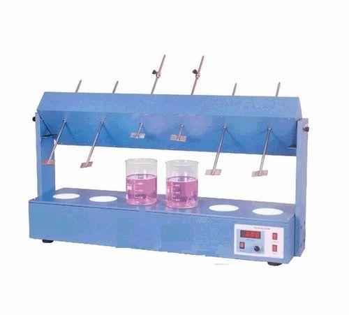 Jar Test Apparatus - Distillation Apparatus Manufacturer