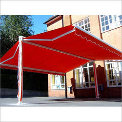 Outdoor Awnings Commercial Awning Manufacturer From Pune