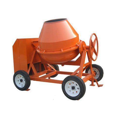 Concrete Mixer Concrete Mixture Machine Manufacturer