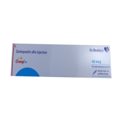 Cresp 40 MCG Injection